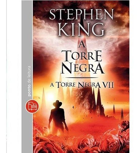 Livro A Torre Negra Vol 7 Vii - Stephen King Novo Lacrado