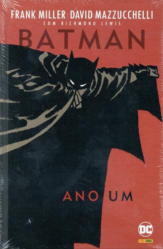 Batman Ano Um - Panini - Bonellihq Cx999 X20