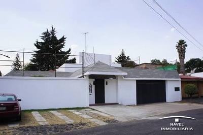 Casa En Fraccionamiento Cerrado, Cav-3690