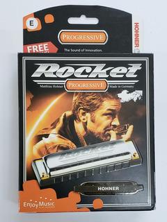 Armonica Hohner Rocket Progressive En Mi