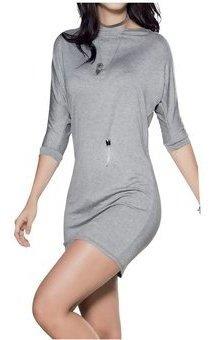 8a584c744375 Vestidos Sencillos Juveniles Cortos Femenina - Vestidos Cortos para ...