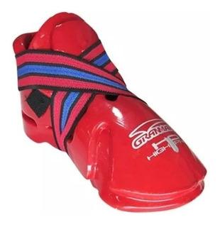 Zapato Profesional High Pro Artes Marciales Taekwondo Box