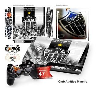 Skin Playstation 3 Ps3 Slim Vinil Pelicula Fosc
