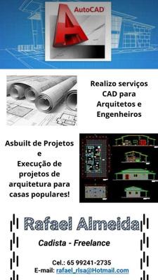 Projetos De Arquitetura A Partir De 400 Reais.