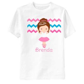 Camisa Infantil - 1 Ano Personalizada Qualquer Tema! Princes