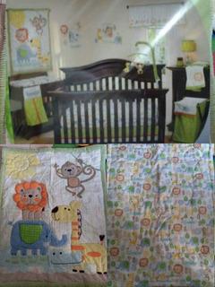Cuarto Bebe Set Decorativo Safari En Mercado Libre Venezuela