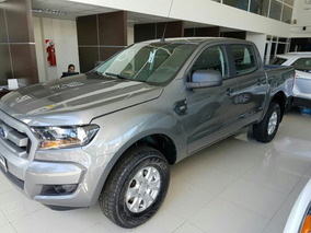 Ford Ranger Xls At 3.2l T Diesel 0km 4x2 Dc Gris Mercurio