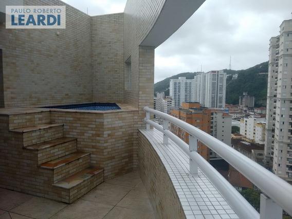 Cobertura Pompéia - Santos - Ref: 487093