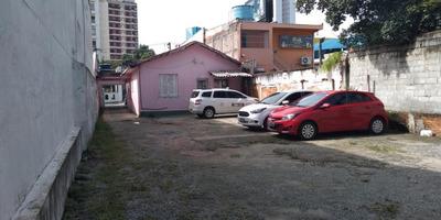 Terreno À Venda, 500 M² Por R$ 3.150.000 - Centro - Santo André/sp - Te0762