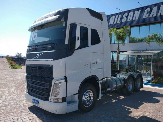 Volvo Fh 540 New, 6x4, 2016 Nilson Caminhões 3436
