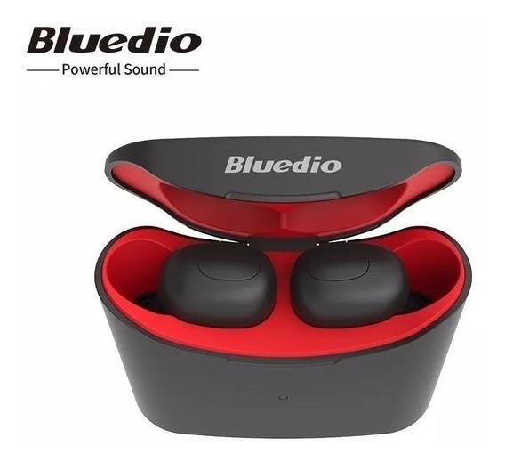 Fone De Ouvido Bluetooth Bluedio T-elf Tipo Airdot No Brasil