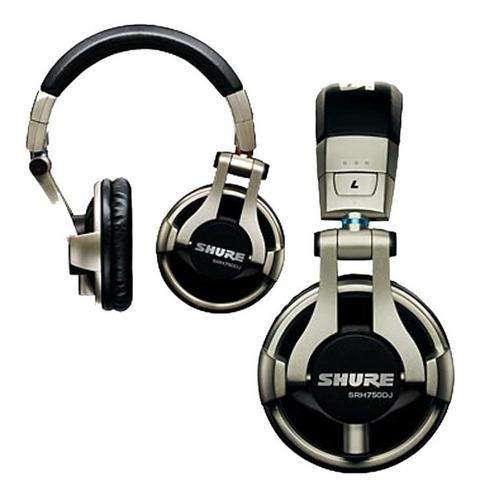 Auricular Shure Srh-750 Dj
