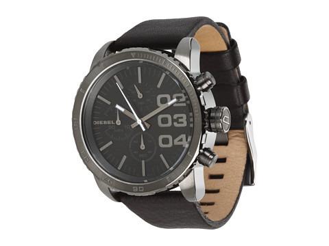 Relógio Dz5329 Cronógrafo (unissex) Preto