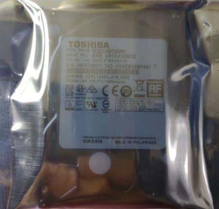 Hd Notbook Toshiba 500 Gb Sata 9mm 2,5 Envio Gratis Sem Juros