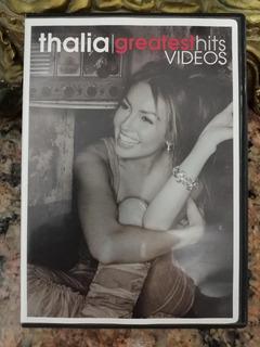 Thalia - Greatest Hits - Dvd 20 Videos Imp Us
