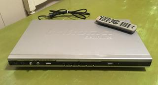 Reproductor Dvd Takuma 8811 + Control Remoto