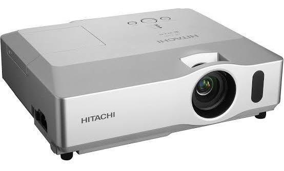 Hitachi Cp-x201 Projetor + Lampada Extra