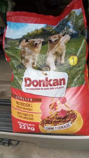 Dolkan Alimentos Polar 22kg-neto Comida Para Perros Adultos