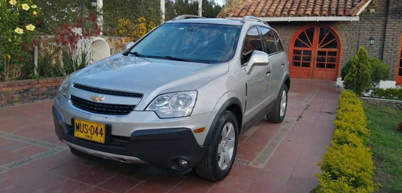 Captiva 2.4 Ful Equipo Special Edition