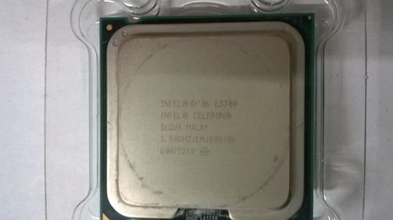Processador Intel Celeron E3300 Com Cooler