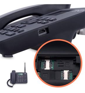 Telefone Celular Potente Ca-40s Rural Original