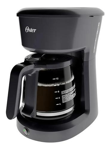 Imagen 1 de 3 de Cafetera Oster BVSTDCS12 semi automático negra de filtro 220V