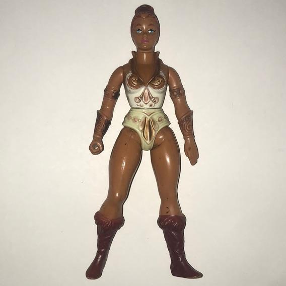 Muñeca Motu He Man Teela Masters Of The Universe 15v Vintage