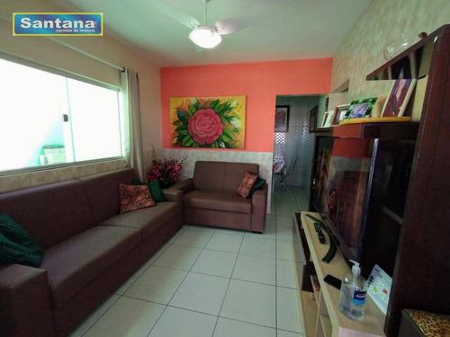 Casa Com 2 Dormitórios À Venda, 90 M² Por R$ 200.000,00 - Condomínio Girassóis - Caldas Novas/go - Ca0213
