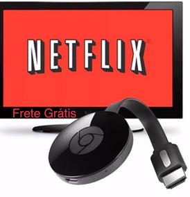 Aparelho Adaptador Smarttv Netflix Chromecast 2 Original