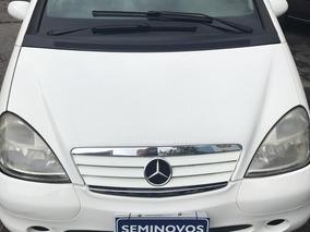 Mercedes-benz Classe A 1.6 Classic 5p 2003