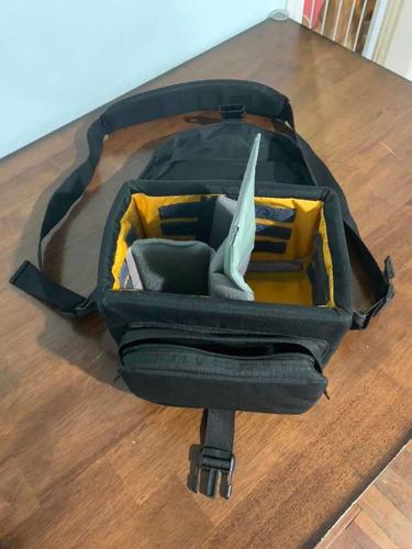Bolsa Alfa Case P/câmera Fotográfica Profissional Acessórios