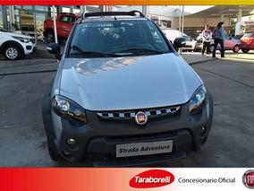 Nueva Fiat Strada Adventure 1.6 16v Cabina Doble Contado