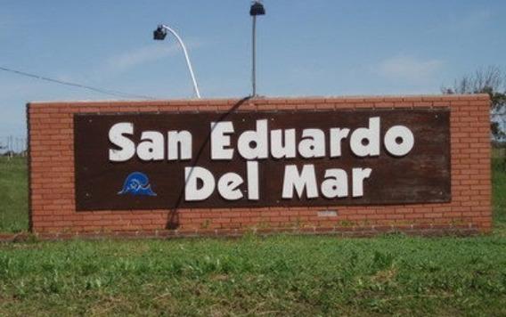 Venta Terreno Barrio San Eduardo Del Mar Chapadmalal
