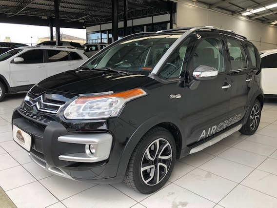 Citroën Aircross 1.6 Exclusive Atacama 16v Flex 4p Aut. 2013
