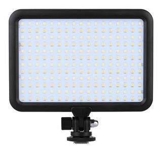 Luz continua Triopo TTV-204 tipo panel color blanca cálida y fría