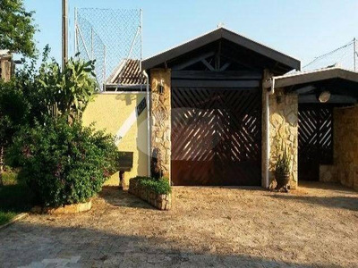Chácara À Venda Em Condomínio Fechado Village Haras São Luiz - Ch210906
