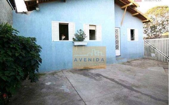 Casa Residencial À Venda, Vila Monte Alegre Ii, Paulínia. - Ca0959