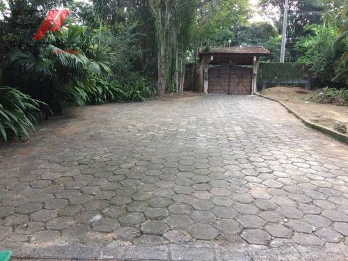 Imagem 1 de 4 de Terreno À Venda, 8367 M² Por R$ 2.750.000 - Bairro Dos Guedes - Tremembé/sp - Te0114