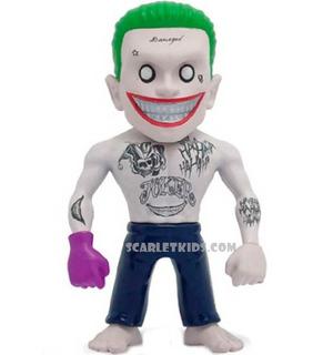Joker Figura Metals 4 Pulgadas Die Cast Jada Metal
