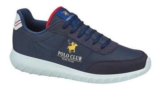 Tenis Casual Polo Club 8424 Hombre 829769