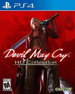 Juego Ps4 Devil May Cry Hd Collection