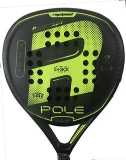 Paleta Paddle Royal Padel Pole 42 + Regalos!