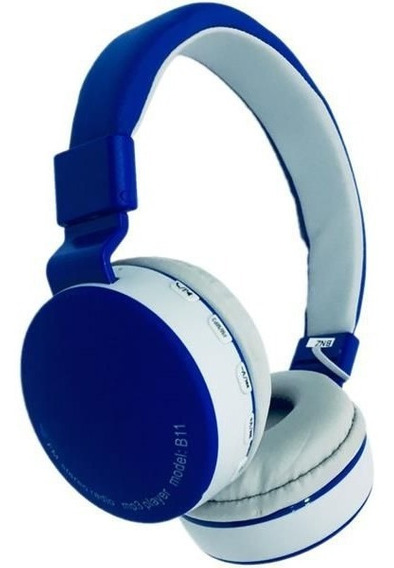 Fone De Ouvido Wireless Bluetooth Micro Sd Fm B11-0065