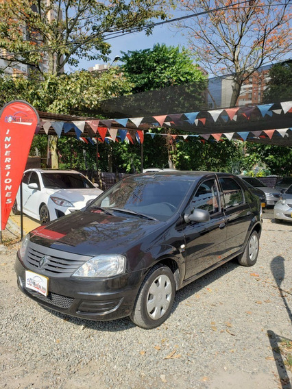 Renault Logan Entry Familier,2015,56.000kms,negro,unico Dueñ