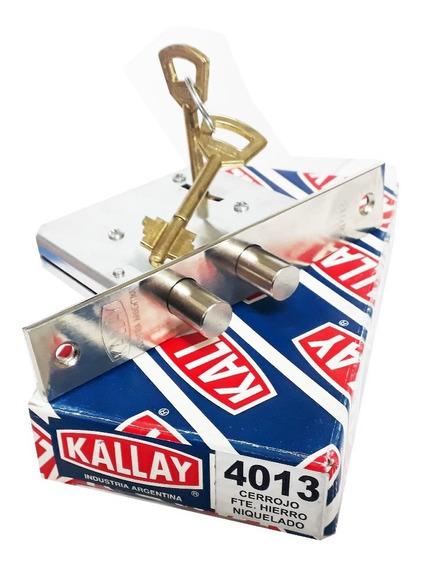 Cerrojo Kallay 4013 ¡nuevo! Puerta Hogar
