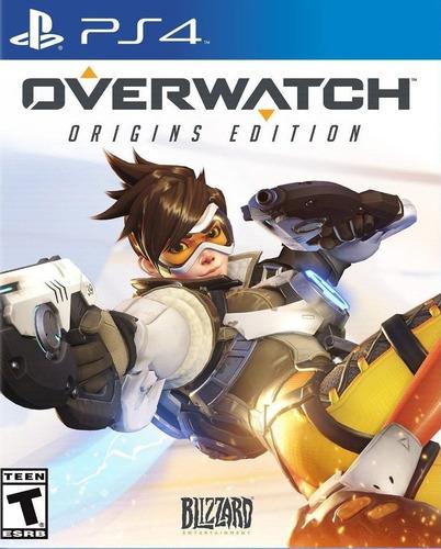 Overwatch Origins Edition Ps4 Original + Garantía + Español