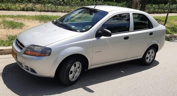 Hermoso E Impecable Chevrolet Aveo Sedan 2012