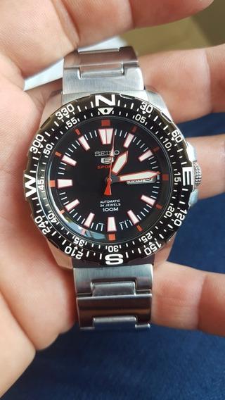 Relógio Seiko Sport Srp487 = Seiko Marinemaster = Seiko Arn
