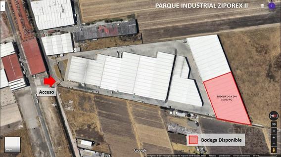Naves Industriales En Renta En Parque Industrial Exportec