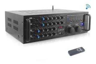 Pyle Amplificador Potencia Pmxakb2000 2000w 4 8 Ohms